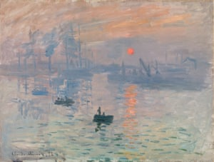 'It is modest in scale but its role and its position in art history is enormous': Claude Monet's Impression, sunrise (1872)