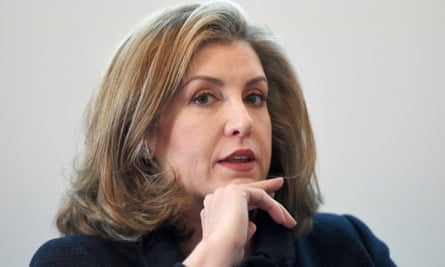 Development secretary Penny Mordaunt