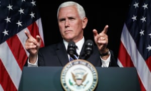 Foreign policy experts were quick to point out that Pence's assertions were unsubstantiated.