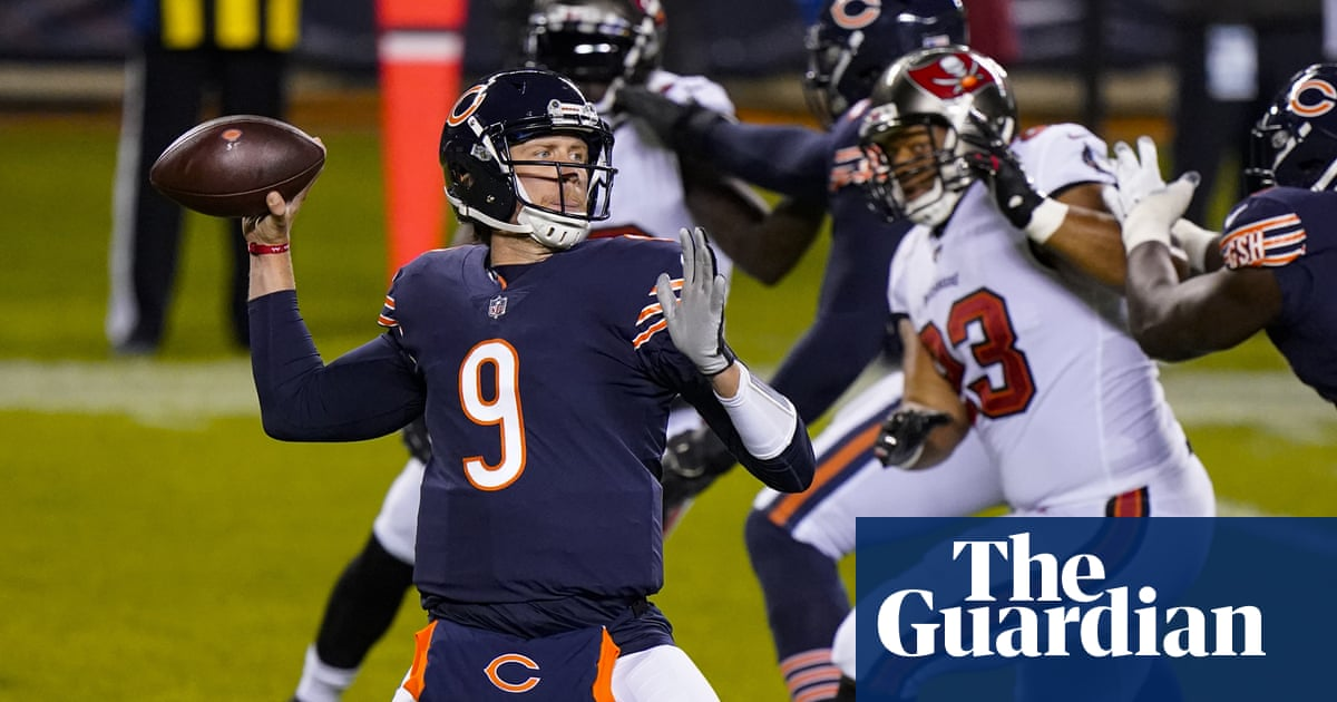 Foles beats Brady again as Chicago Bears rally past Tampa Bay Buccaneers
