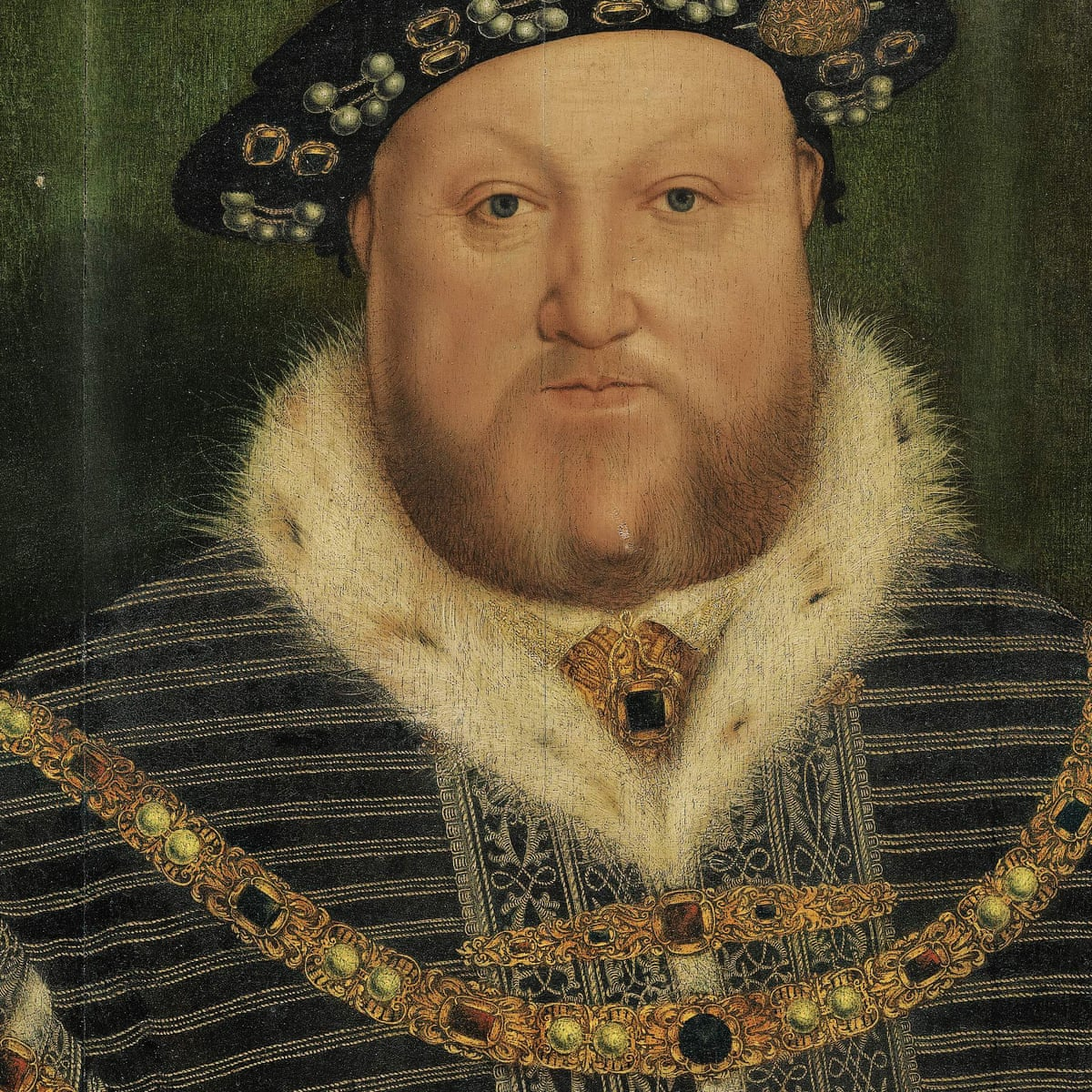 Henry VIII portrait: copy of Holbein painting expected to sell for £1m |  Painting | The Guardian