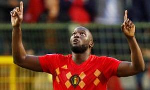 Romelu Lukaku scored in each half as Belgium brought up Steve Clarke's first defeat as Scotland manager.