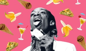 "Wiz Khalifa thinks biting into a banana is ""sus"""