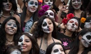 MEXICO CITY SOCIETY DAY OF THE DEADbr01 Nov
