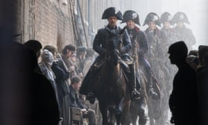 Russell Crowe in a 2012 film adaptation of Les Misérables.