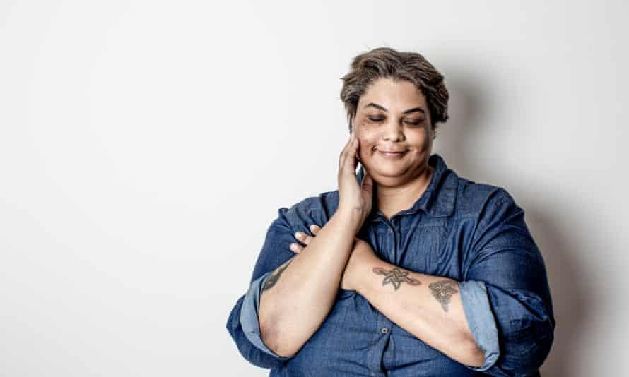 'I am stronger than I am broken': Roxane Gay