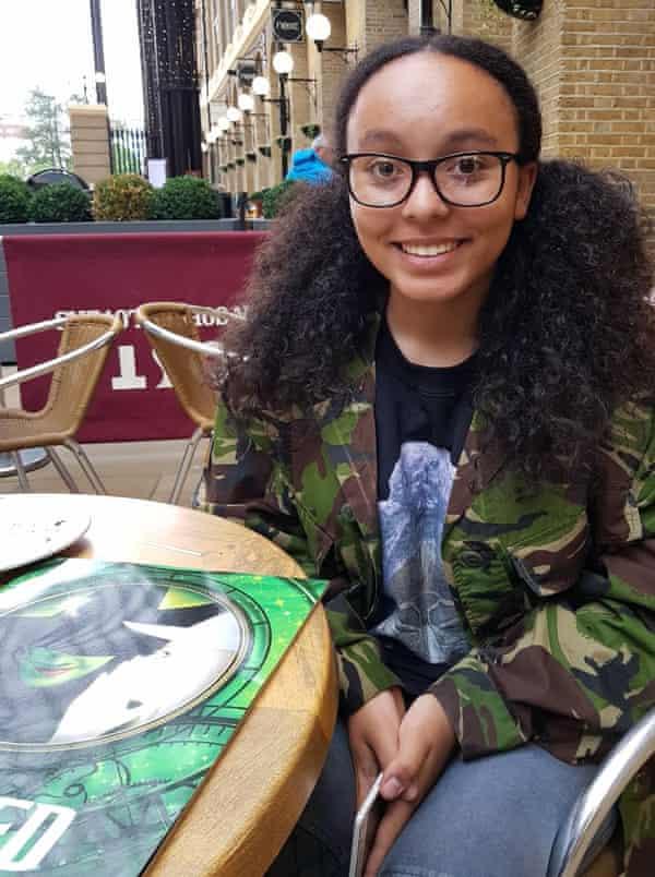 'Intersectional feminist' Ella Benson Roberts