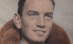 Harry Penny in 1942 when he was serving with teh RAF.