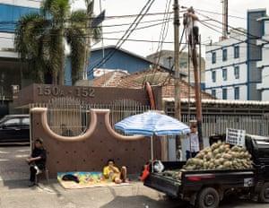 Pineapple store