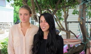 Courtney Wilson and Taylor Guerrero were visiting Hawaii from Los Angeles last year.