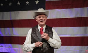 'The core activists supporting Moore come from the League of the South, a white nationalist group, and extreme anti-abortion activists.'