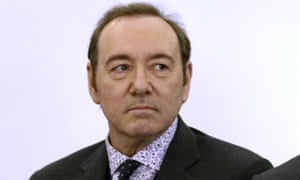 Kevin Spacey in district court in Nantucket, Massachusetts, on 7 January.