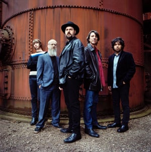 'He had Trump voter written all over him' … Drive-By Truckers.
