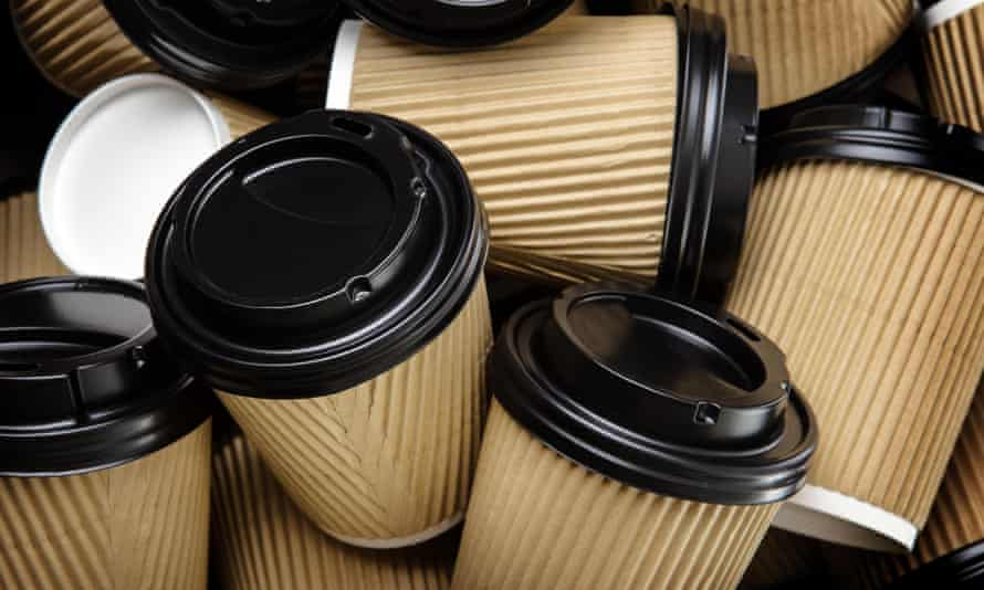 The Liberal Democrats are calling for a 5p charge on disposable coffee cups in the budget.