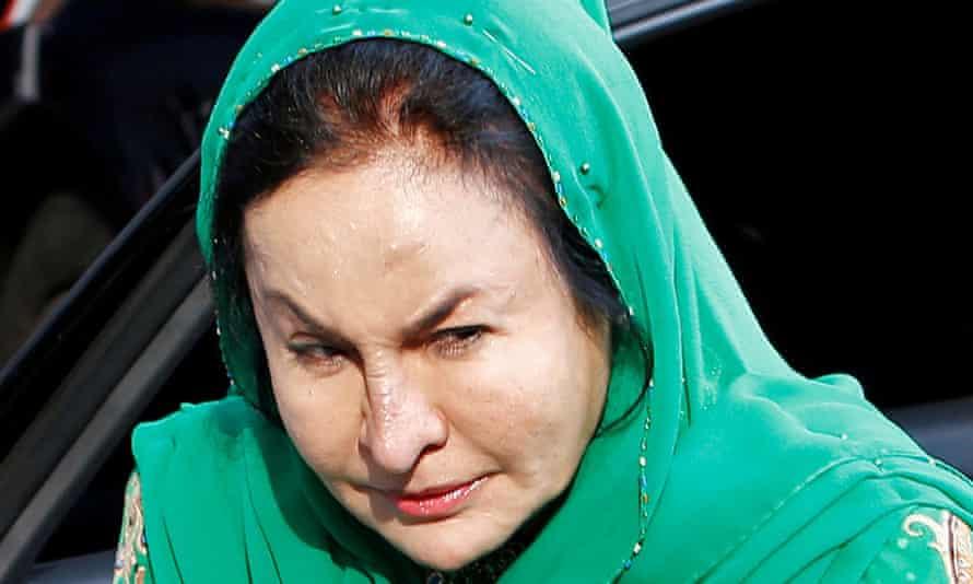 Rosmah Mansor has denied any wrongdoing.