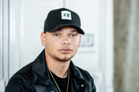 Kane Brown was snubbed by this year's Country Music Awards but won all three of his categories at the cross-genre American Music Awards.