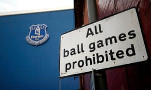Everton are hopeful of staging the Merseyside derby behind closed doors at Goodison Park on 20 June.
