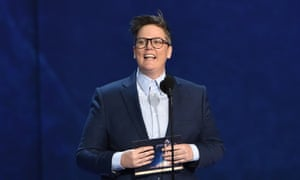 An audience of one: comedian Hannah Gadsby finds it easier to speak in public than in private.