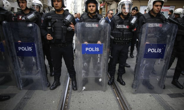 theguardian.com - Kareem Shaheen - Turkey's state of emergency ends but crackdown continues