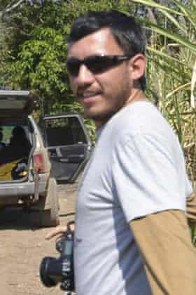 Rubén Espinosa