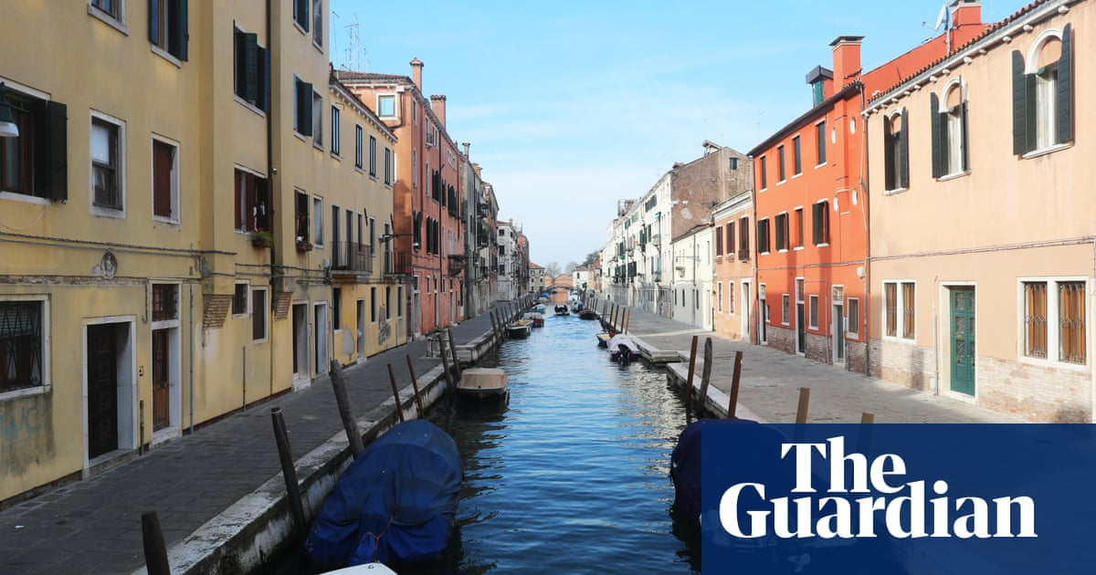 Don T Travel Don T Socialise Stay Inside Italy S Coronavirus Lockdown Rules World News The Guardian