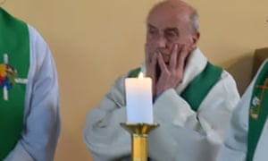 Father Jacques Hamel officially retired at 75 but asked to remain in the parish to help when necessary.