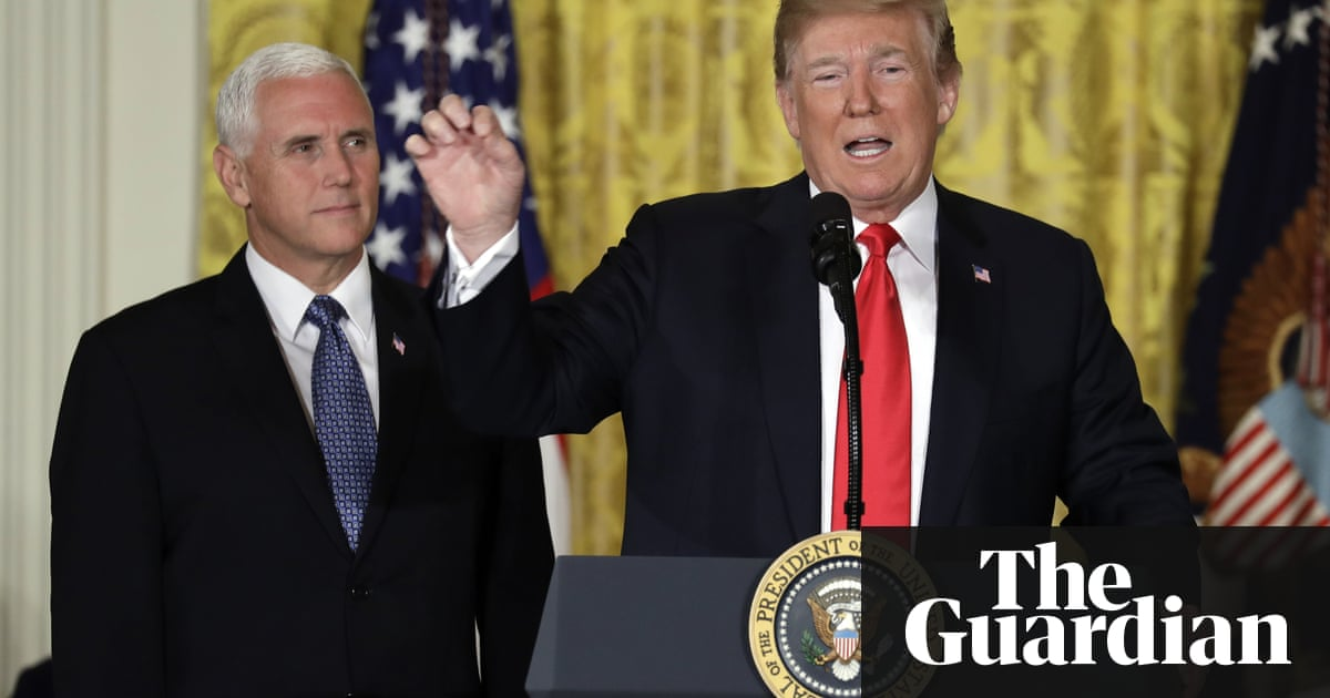 Donald Trump says US will not be a 'migrant camp'