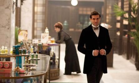 GREGORY FITOUSSI as Henri in Mr Selfridge.