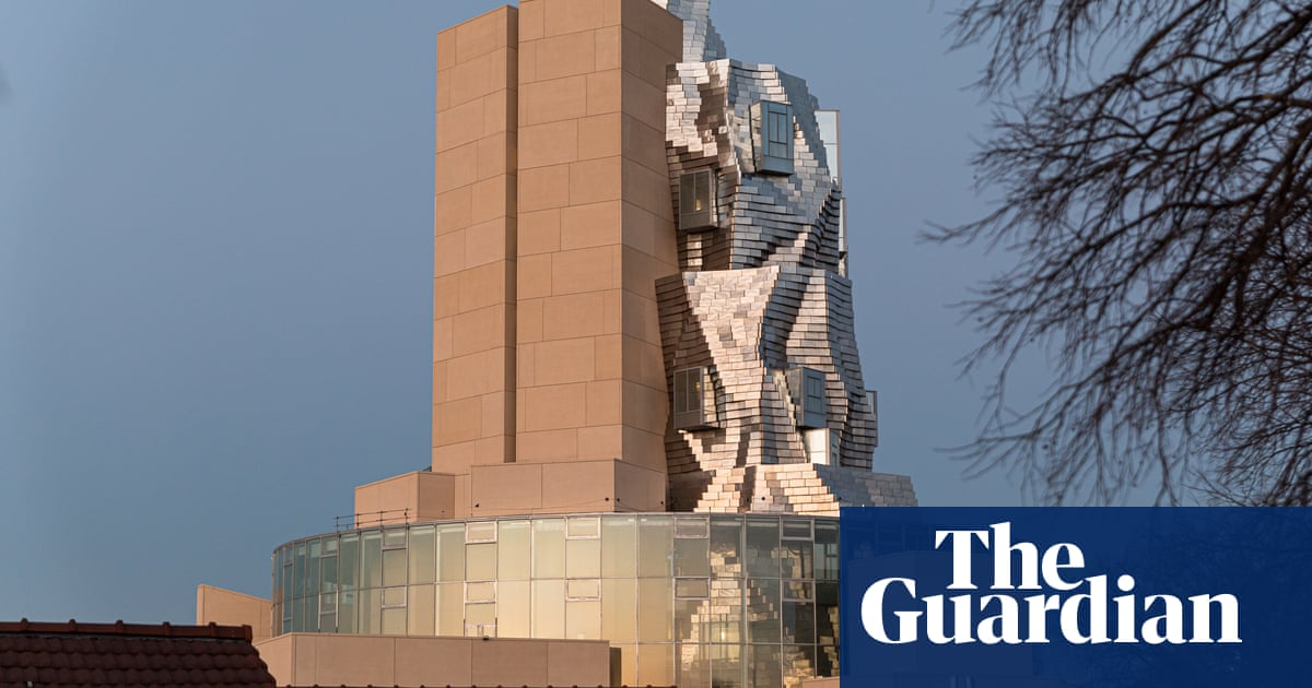 Frank Gehry's Luma Arles tower to open in south of France