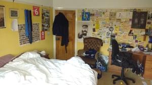 Michael's room