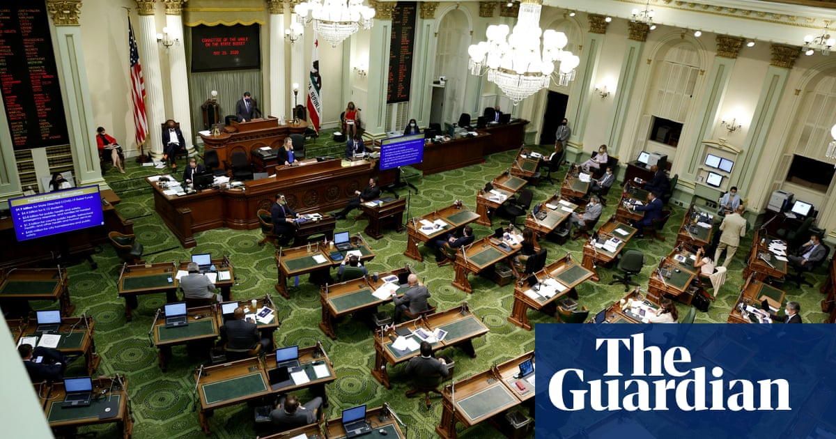 California passes US's first state-backed guaranteed income plan