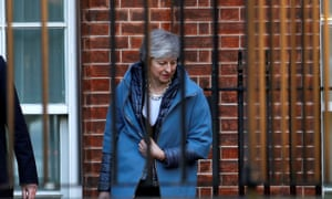May's latest plans were scuppered by anti-Europe hardliners in her own party.