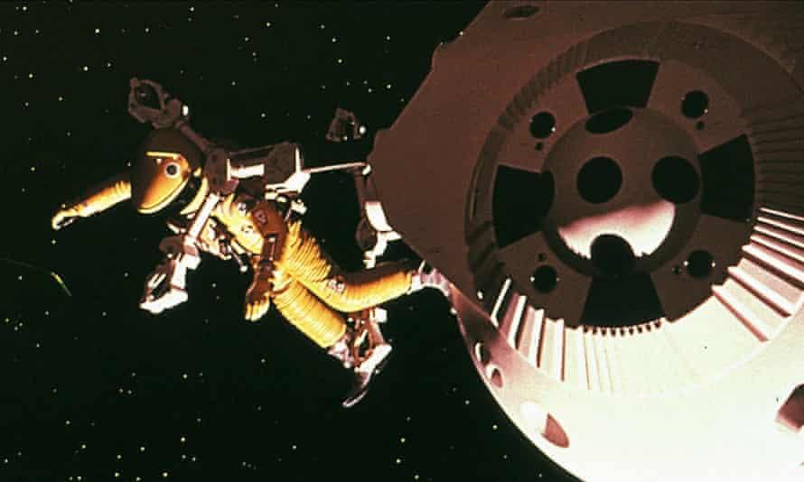 Genuine sense of wonder … 2001: A Space Odyssey.