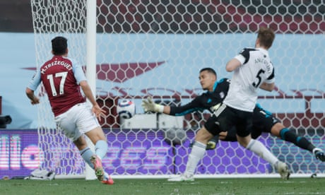 Aston Villa 3-1 Fulham: Premier League – as it happened