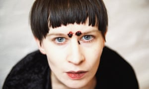 Jenny Hval: 'menstruation, death and uncontained desire'