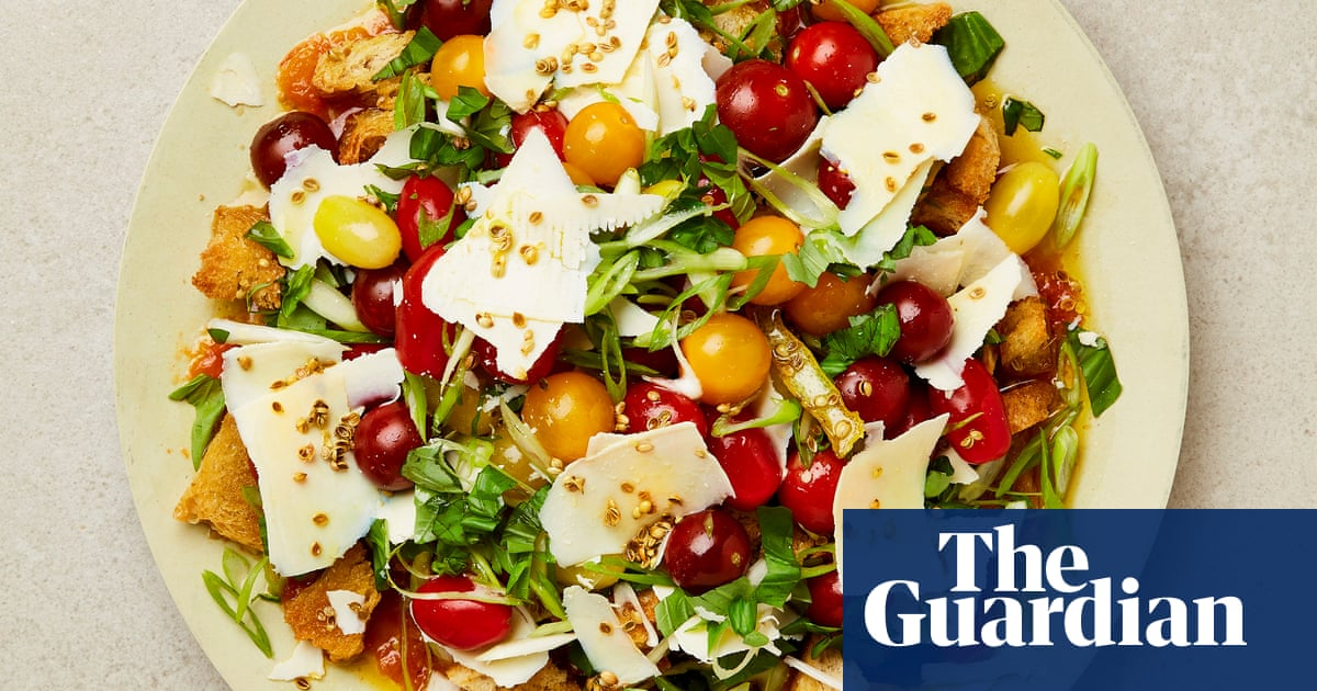 Courgettes, tomatoes and amaretti: Yotam Ottolenghi's taste of Italian summer – recipes