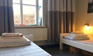 Hostel Suomenlinna.