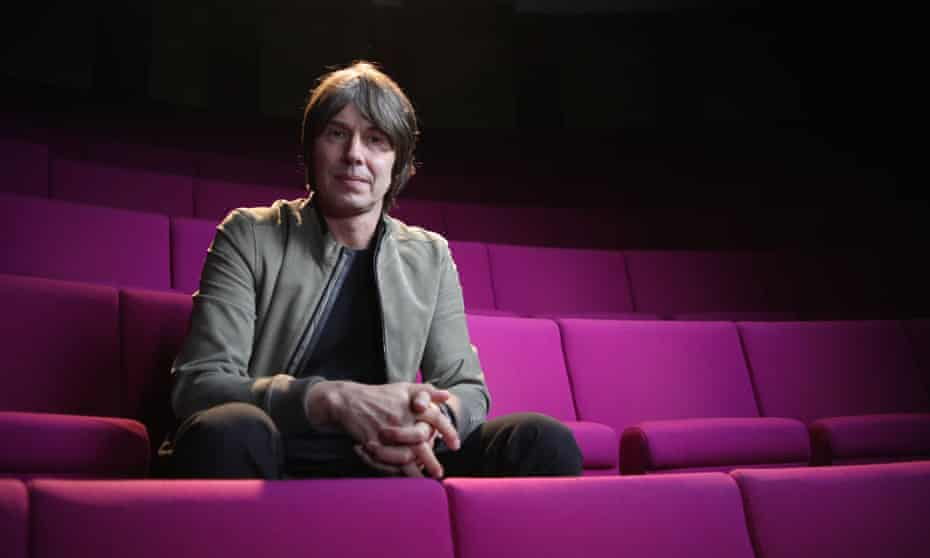 Brian Cox's Adventures in Space and Time.