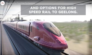 High-speed trains to nowhere: Australia's long-running rail fail