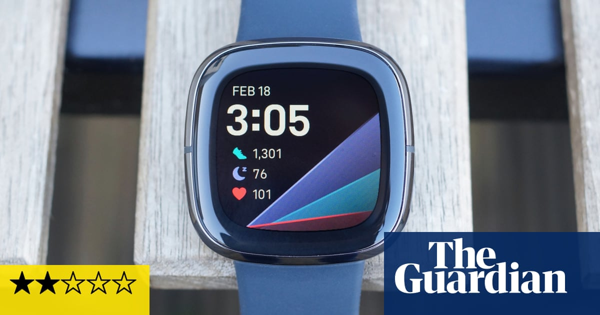Fitbit Sense review: a good smartwatch that fails on sustainability
