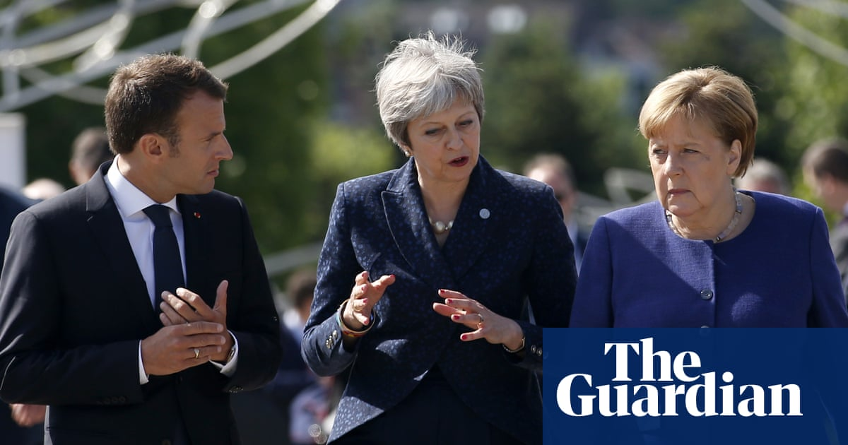 Soft Brexit Agreement Not A Done Deal Warn Eu Leaders Politics