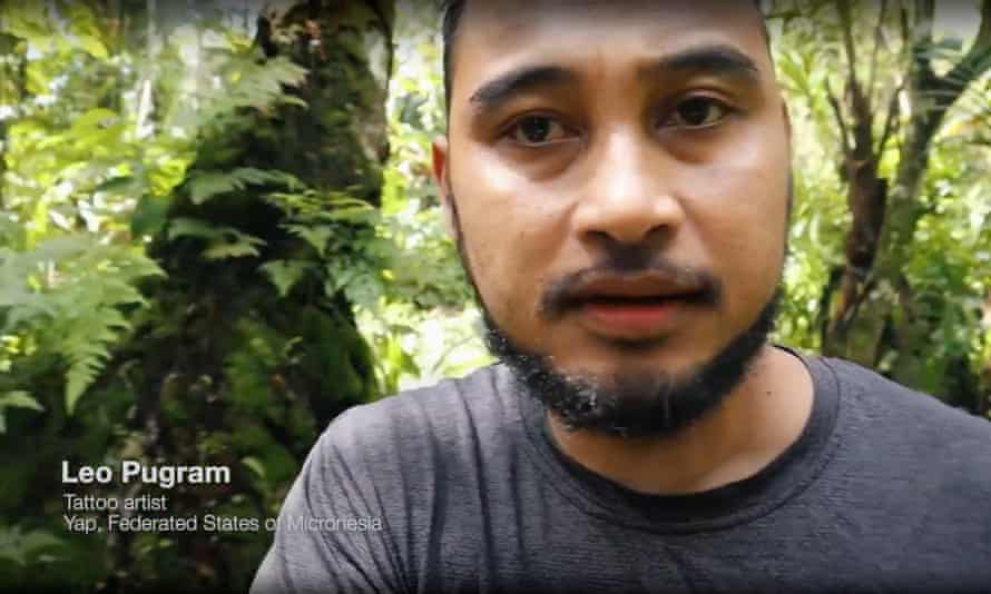 Leo Pugram is one of four video diarists in Pacific Lockdown: Sea of Resilience by the Australia Pacific Security College, released in March 2021