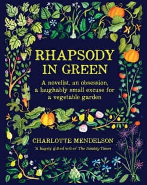 Rhapsody in Green by Charlotte Mendelson (book cover)