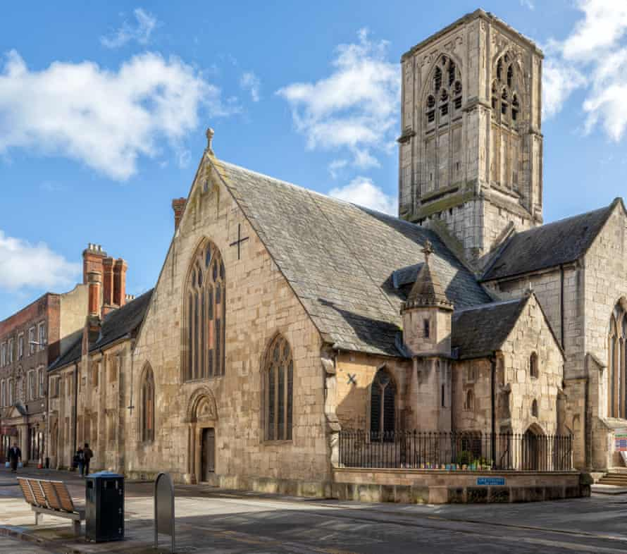 St Mary de Crypt church and schoolroom in Gloucester have been renovated and reopened.