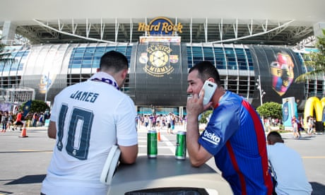 How International Champions Cup made friendlies a global attraction | Jamie Jackson