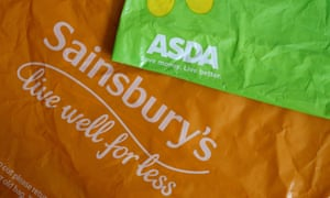 Asda and Sainsbury's have proposed a £7bn merger