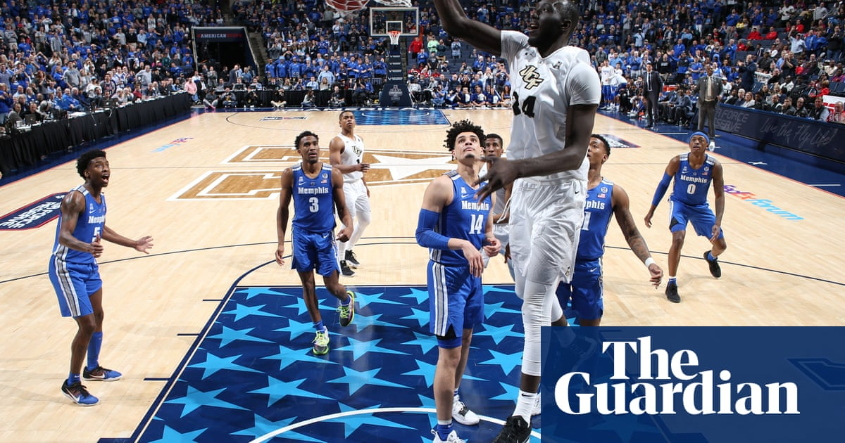 bc8c18c6d6f 7ft 6in Tacko Fall has scorched college basketball – but is he too tall for  NBA