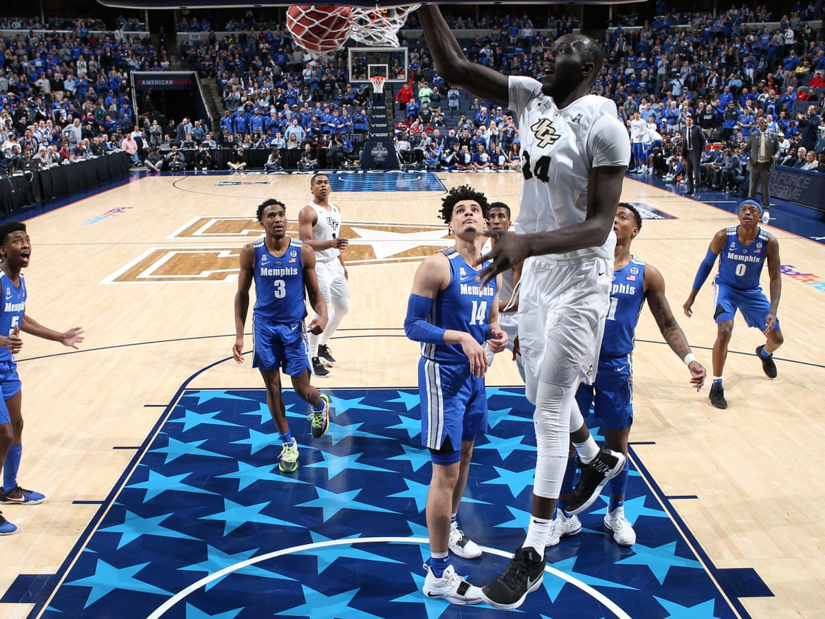 7ft 6in Tacko Fall Has Scorched College Basketball But Is He Too Tall For Nba Sport The Guardian