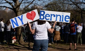 Bernie Sanders and his army of fundraisers raised millions in small online donations.