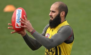 Muslim AFL players and teammates stand united after Fraser Anning's